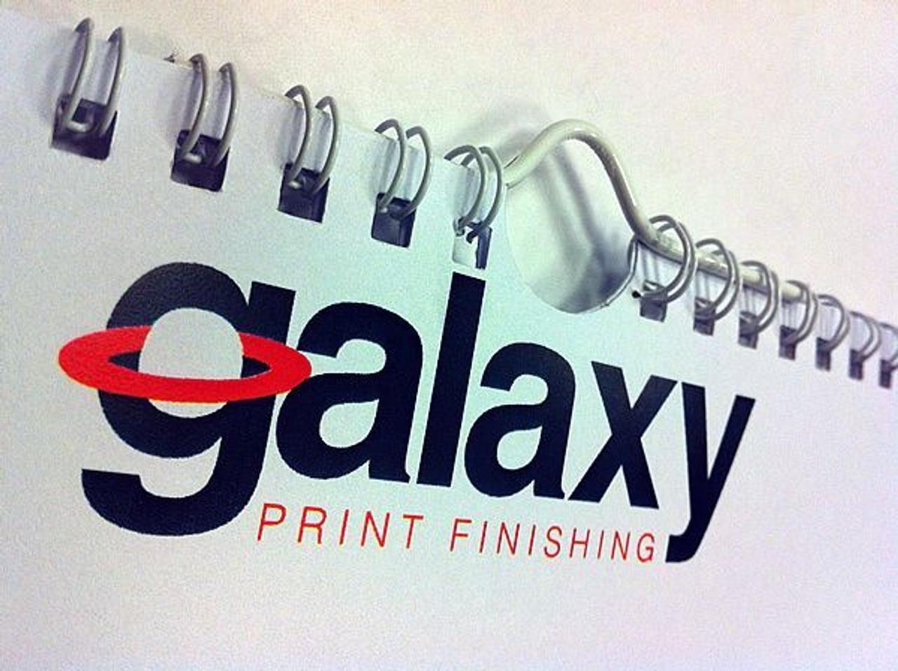 Galaxy 200mm Calendar Wire Hangers x 100