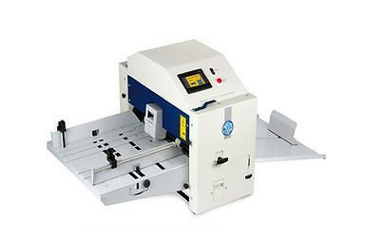 Cyklos GPM 450 SPEED Auto-feed High Speed Card Creasing & Perforating Machine