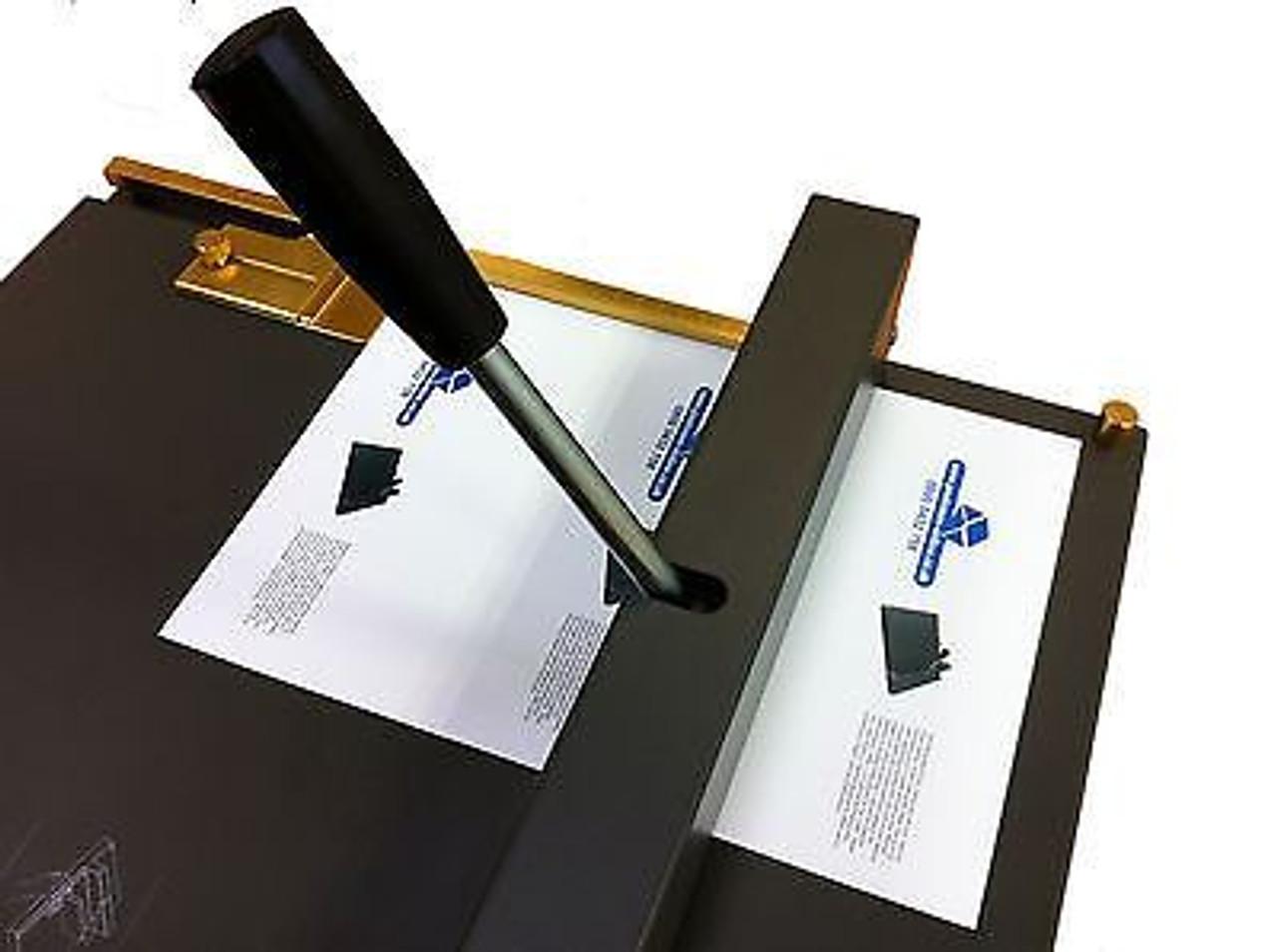 "Galaxy ""Crease & Perforate Pro"" Paper & Card Creasing / Perforating Machine"