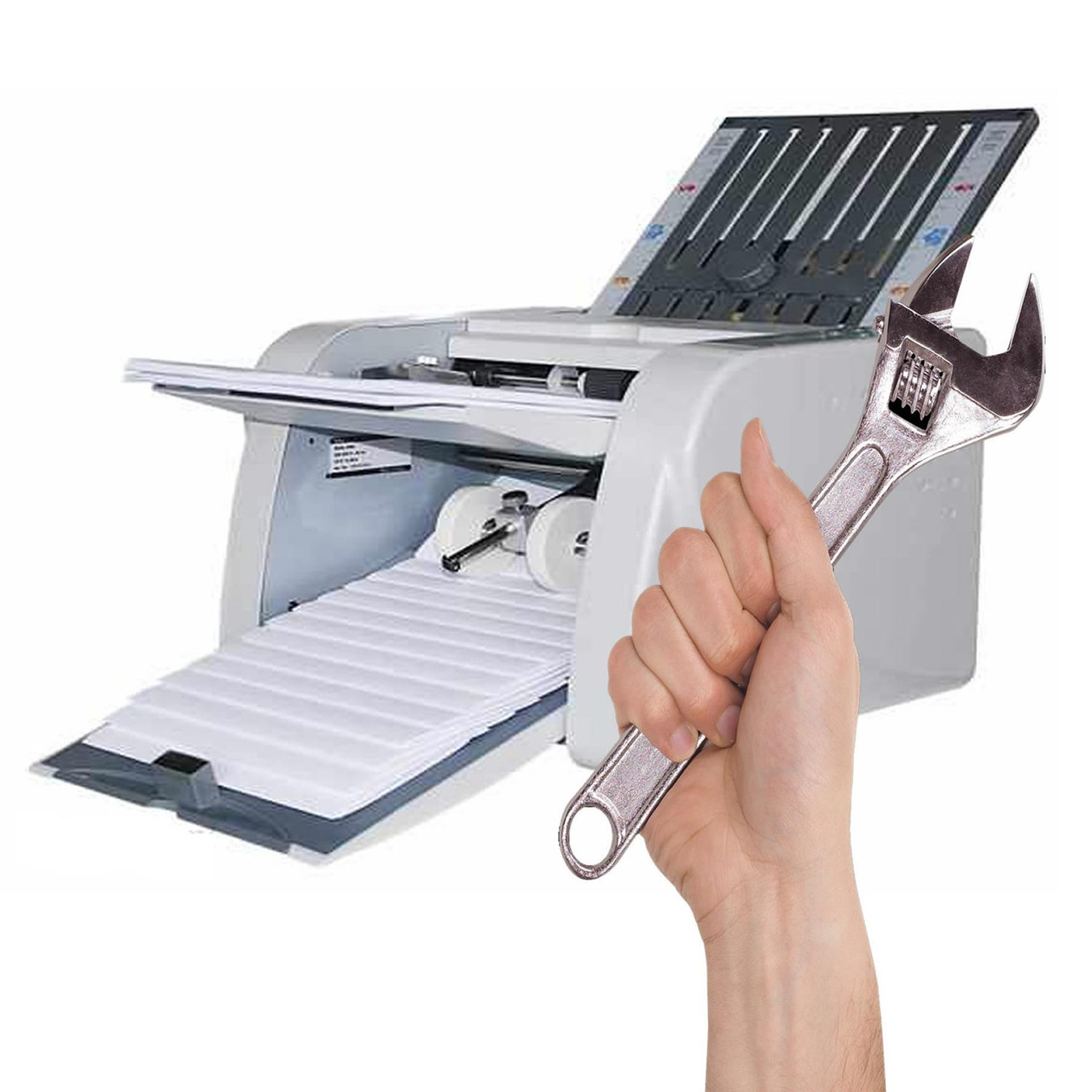 Back to Base Service / Repair for A4 Paper Folding Machines