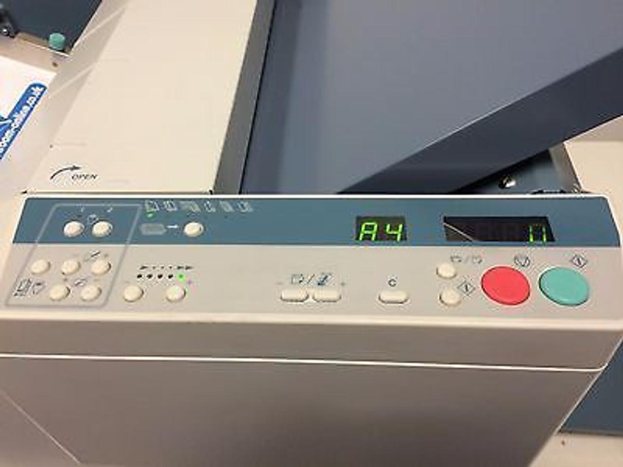 Duplo DF-915 - A3 A4 A5 Automatic Paper Folding Machine - REFURBISHED