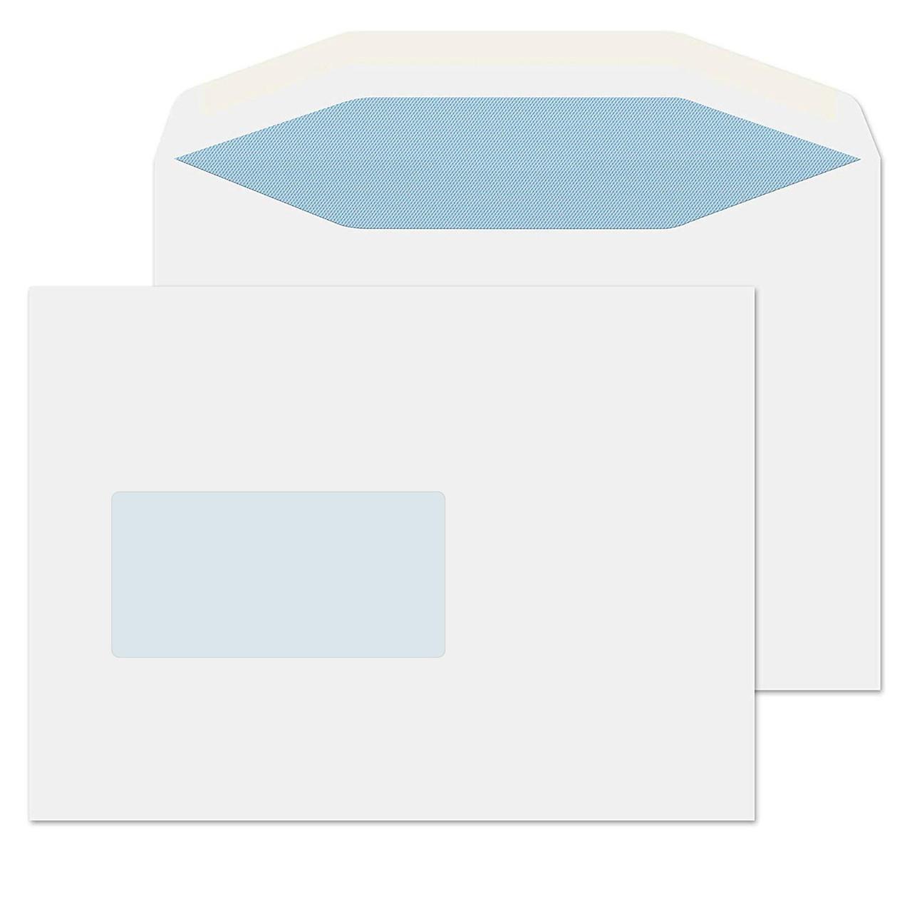 Folder Inserter Envelopes - C5 Window - 1000pcs
