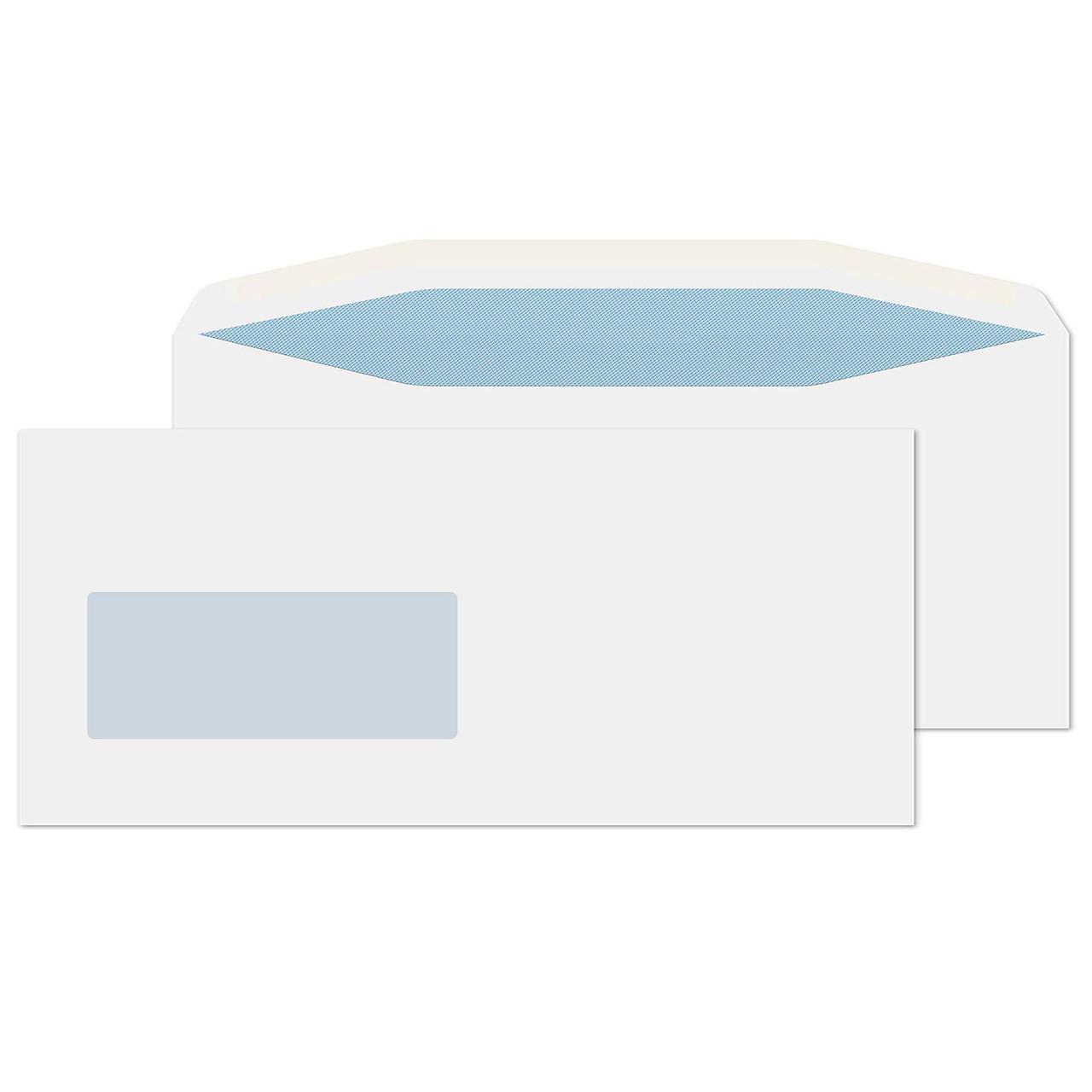Folder Inserter Envelopes - DL Window - 1000pcs