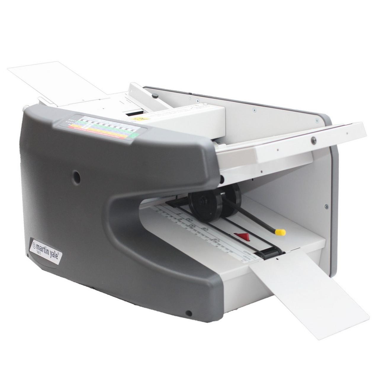 Martin Yale 1611 Autofolder  Paper Folding Machine