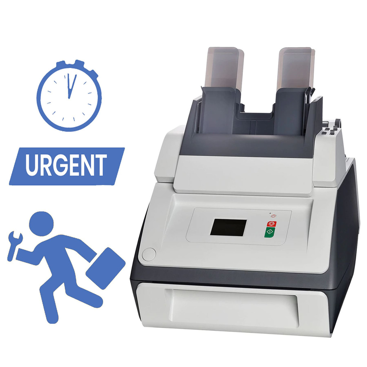 Mailroom / Finishing Equipment - URGENT Callout