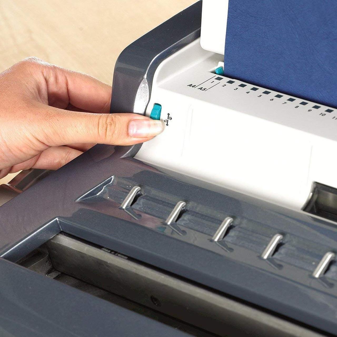 Fellowes 15 Sheet Punch Wire Binding Machine