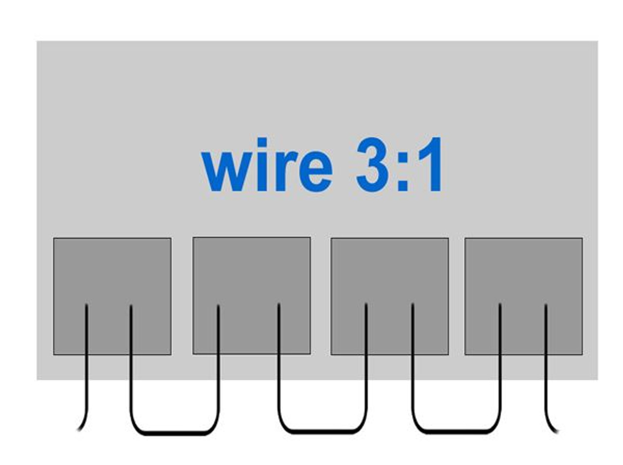Galaxy Wire Binders Pack - 8mm Pitch 3:1