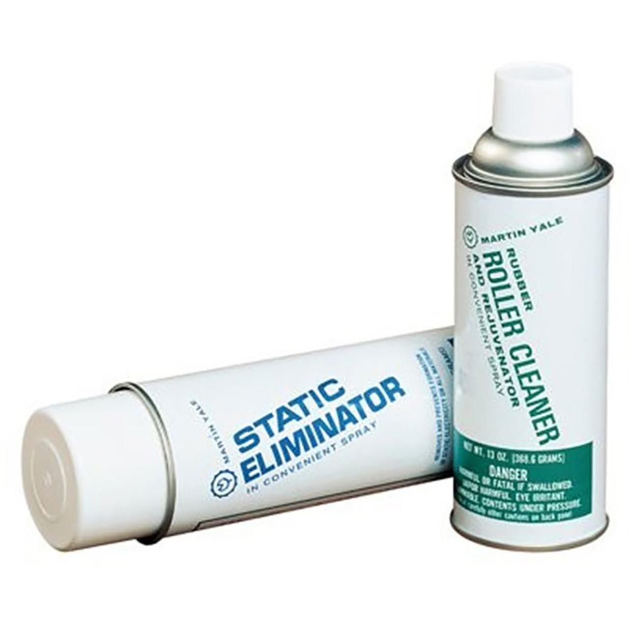 Martin Yale Rejuvenator / Anti-static Spray