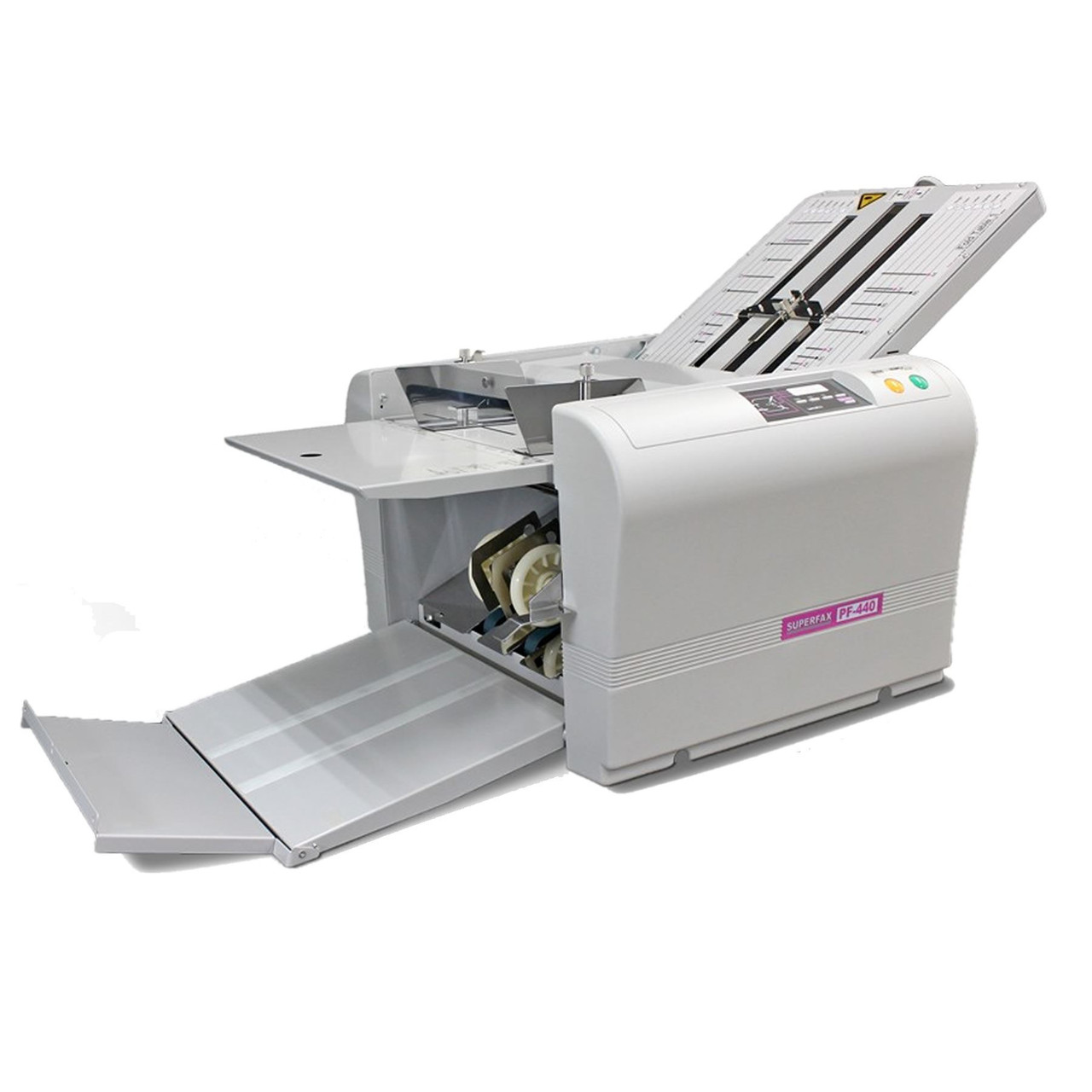 Superfax PF-440 - A3 A4 A5 Paper Folding Machine