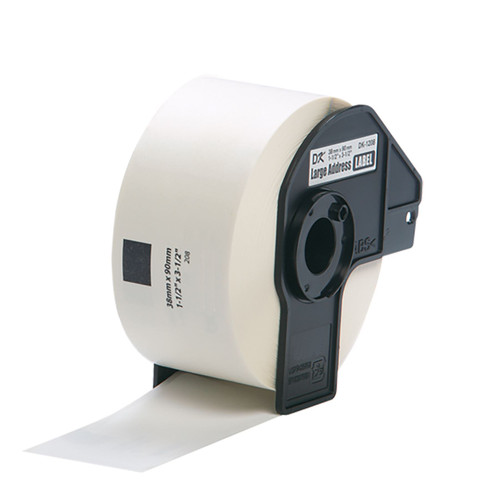 Brother DK-11208 Compatible Address Shipping Labels - 38mm x 90mm