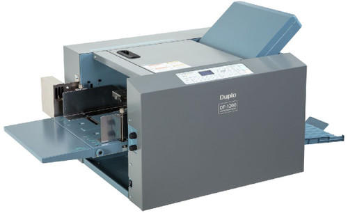 Duplo DF-1200 - Air Suction Feed Paper Folding Machine