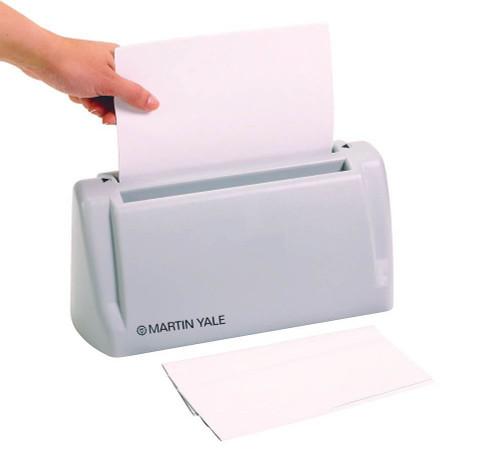 Martin Yale 6200 - A4 Hand Fed Paper Folding Machine