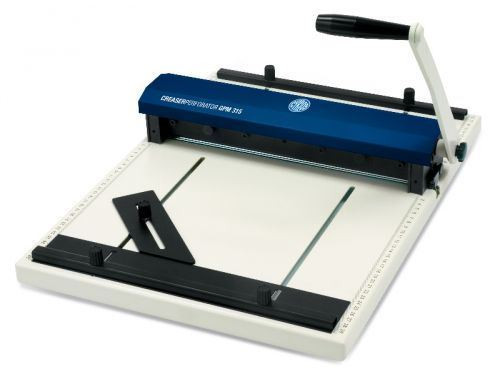 Cyklos GPM 315 Hand Driven Creasing and Perforating Machine