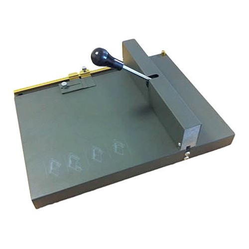 """Galaxy """"Perforate & Go"""" Hand Operated Paper & Card Perforating Machine"""