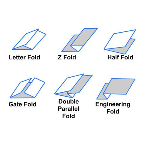 Cyklos CFM 600 Paper Folding Machine