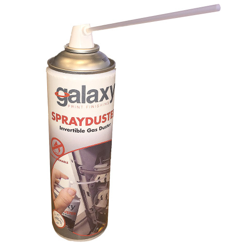 Galaxy Compressed Air Invertible Gas Spray Duster Cleaner- 400ml