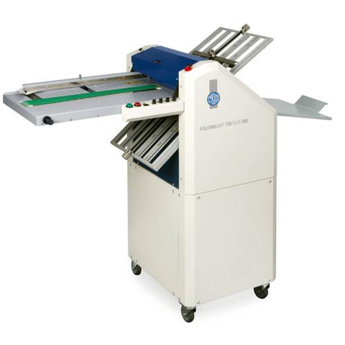 Cyklos Trifold 360 Paper Folding Unit Machine