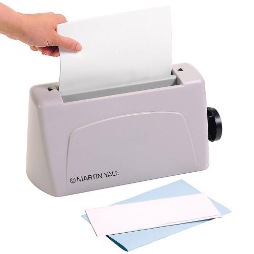 Martin Yale 6400 - A4 Hand Fed Paper Folding Machine