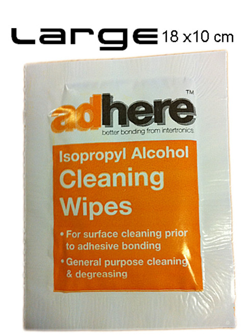 Isopropyl Alcohol Cleaning Wipes
