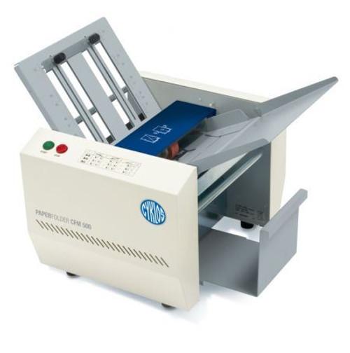 Cyklos CFM 500 Paper Folding Machine