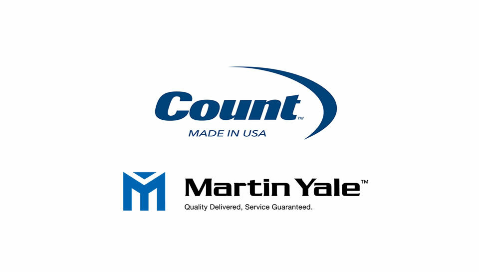 Partnership with Martin Yale and Count Machinery