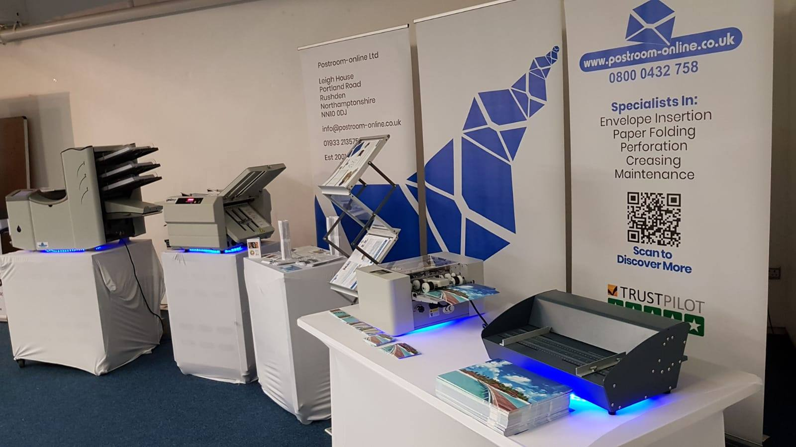 Newtech Show and Stand