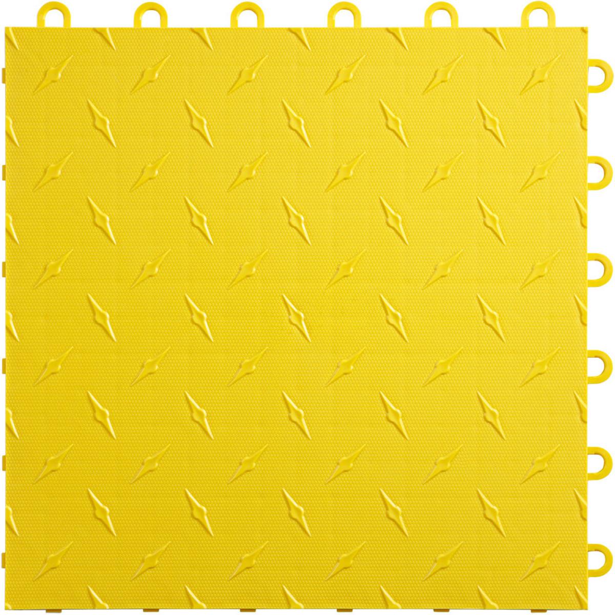 Speedway Garage Tile Speedway V Sunny Yellow 50 Pack