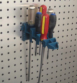 PegBoard Screwdriver Holder (DL-HLPBS9)