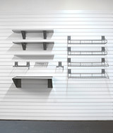StoreWall Premium Shelf Bundle