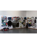 storeWALL Deluxe Garage Package