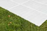 """Fast Deck 2.0 Portable Floor Tiles 12"""" x 24"""" (Grey or Translucent White) (RD-FD2)"""