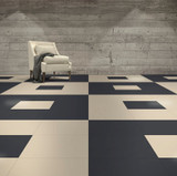 Perfection Floor Tile Leather Look Tiles, Flexi Tile Leather Look Tiles