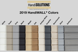 HandiWall Panel Colors