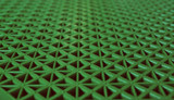 Drain Top Deck Tile - Green