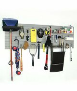 StoreWall Accessory Kit Combo with Heavy Duty Panels