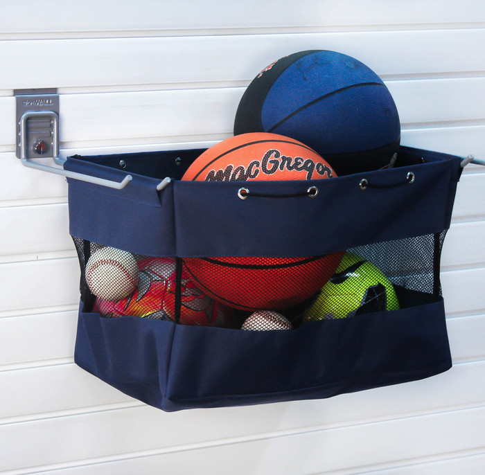 StoreWall Grab and Go Canvas Storage Bag