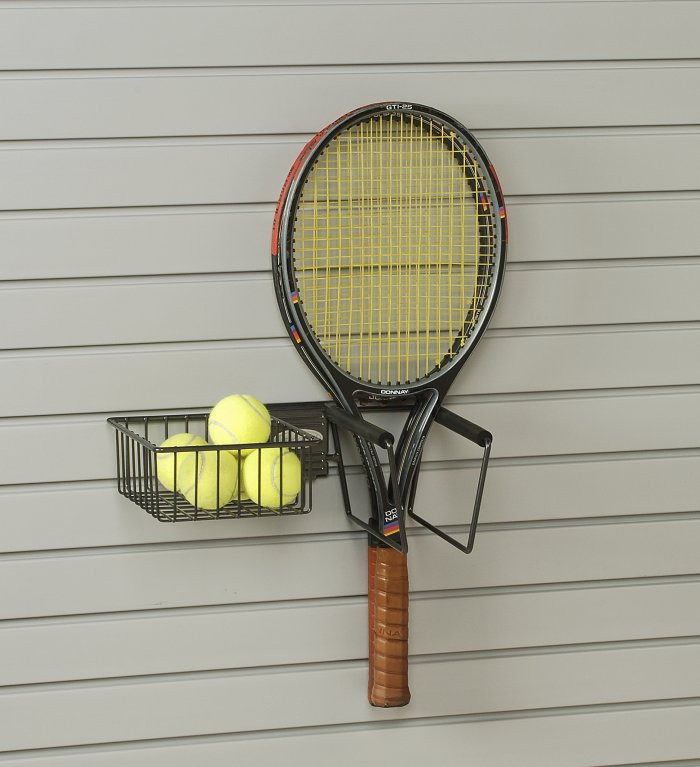 HandiWall Tennis Accessory Holder