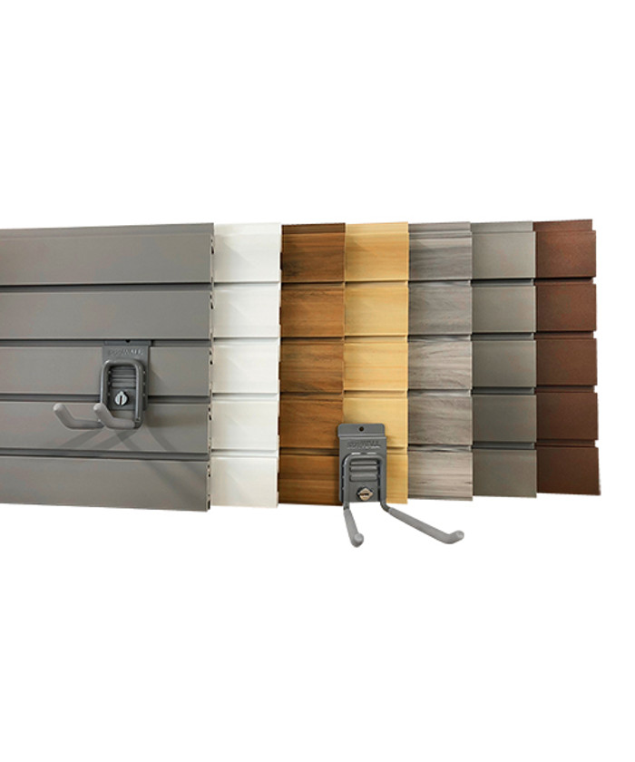 Heavy Duty StoreWall Panel Color Options