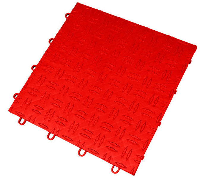 Marque Pattern Red