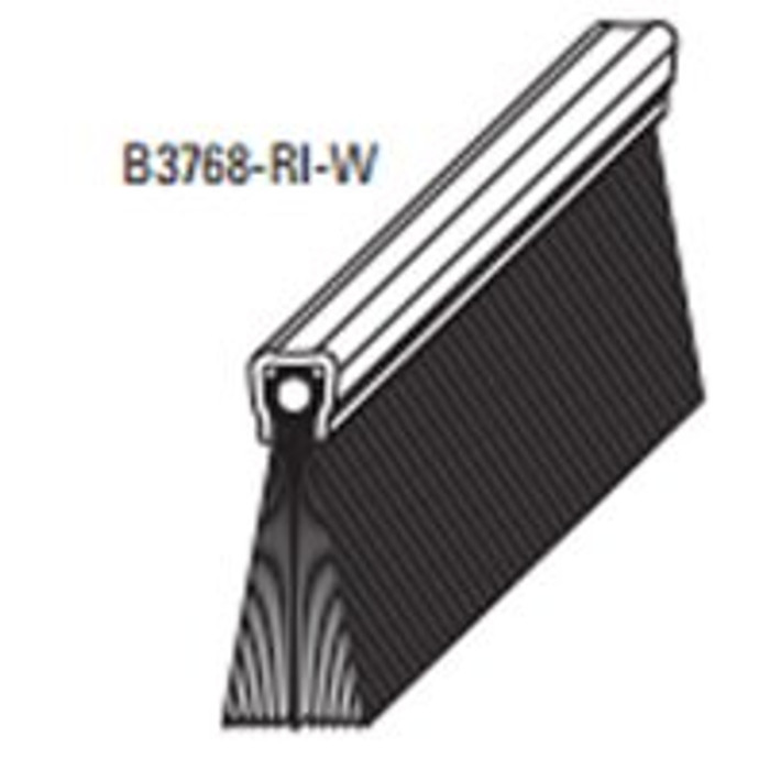"Weatherblock Weatherseal - Image shows is the 1"" Brush with Rubber Insert"