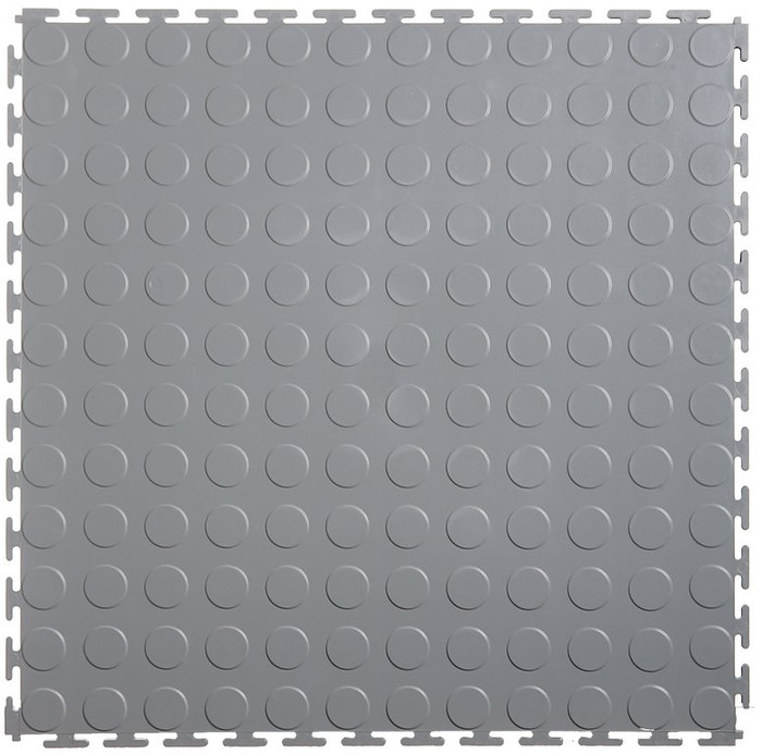 Lock Tile Coin Pattern, Interlocking Tiles