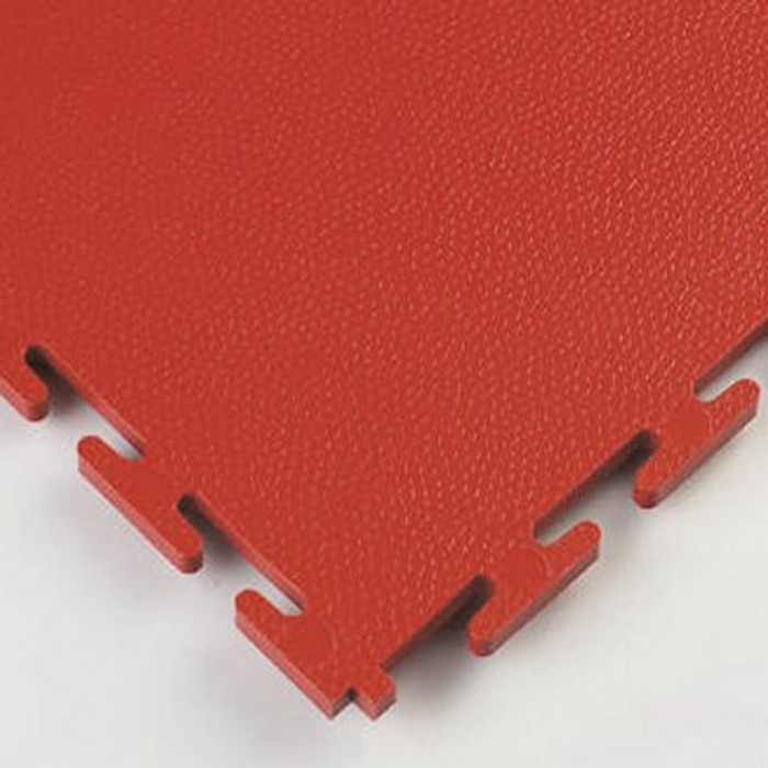 "Lock Tile Smooth Pattern Interlocking Tile 19-5/8"" x 19-5/8"" x 1/4"