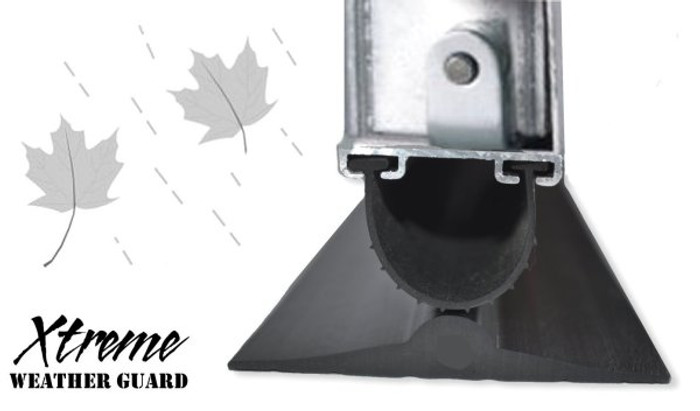 Xtreme Weather Guard Garage Door Threshold Kit