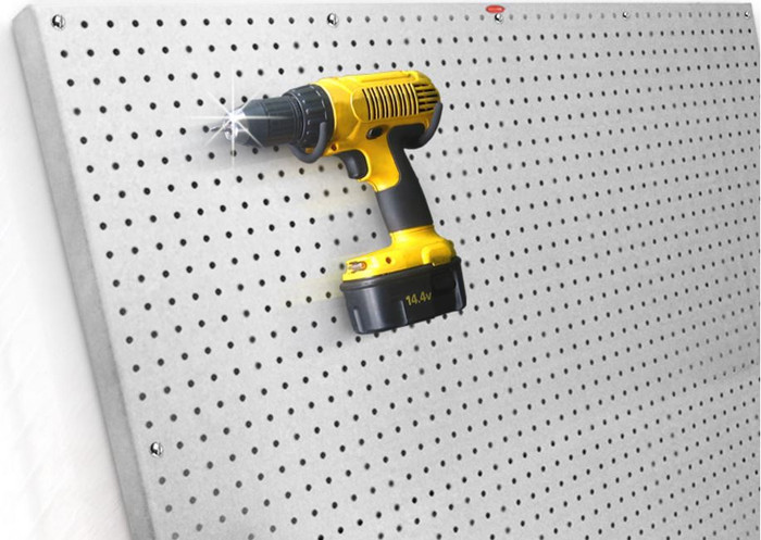 Peg Board Metal