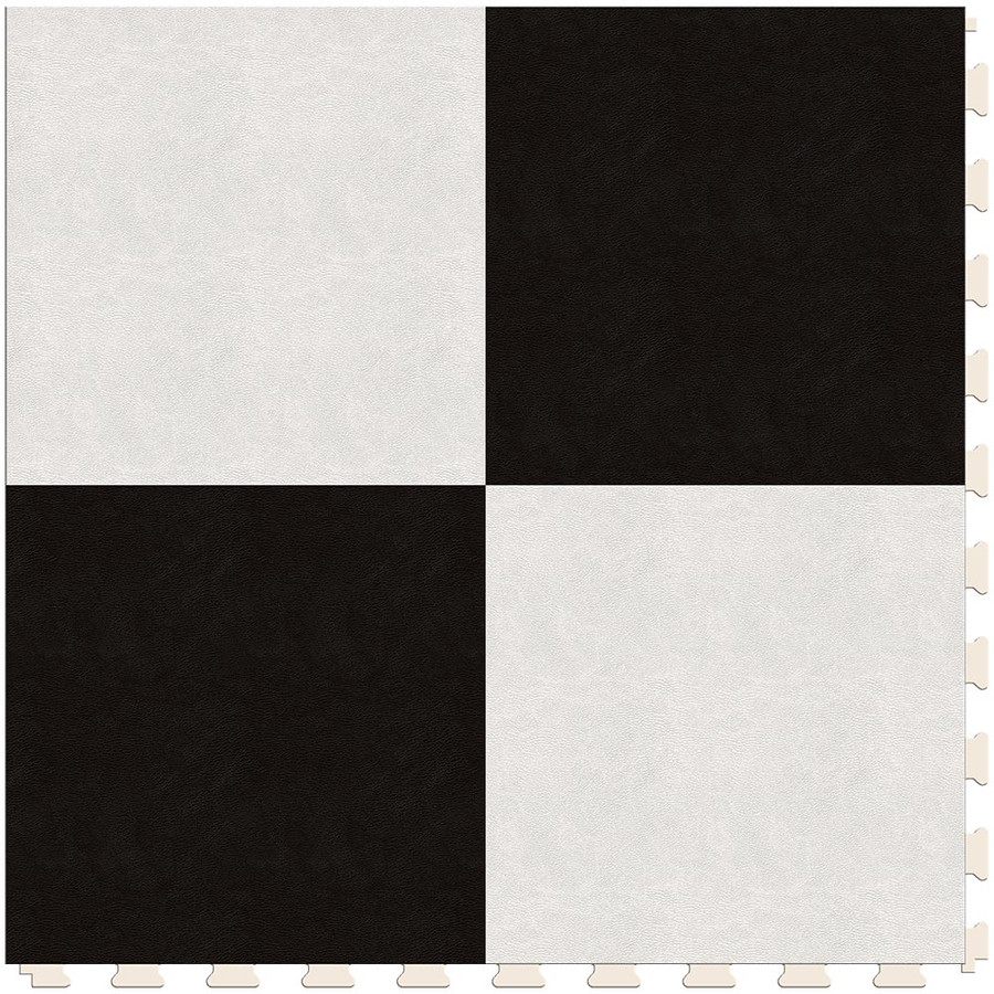 Checkerboard - Black and White