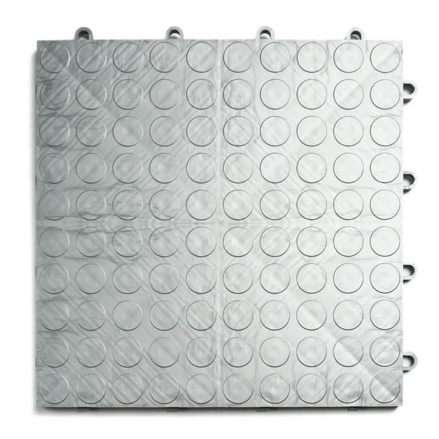 """EX Tile Coin Pattern 12"""" x 12"""" x 1/2"""" - Alloy"""