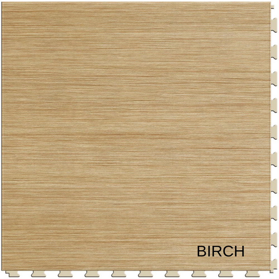 Perfection Floor Tile Natural Stone Wood Grain Birch