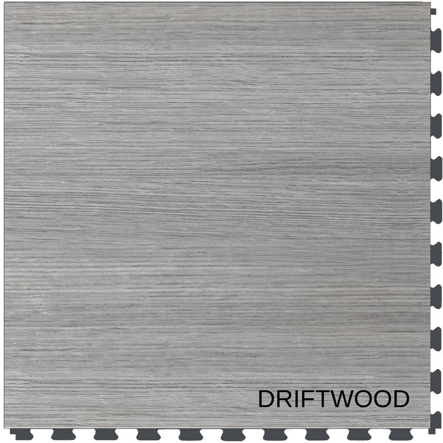 Perfection Floor Tile Natural Stone Wood Grain Driftwood