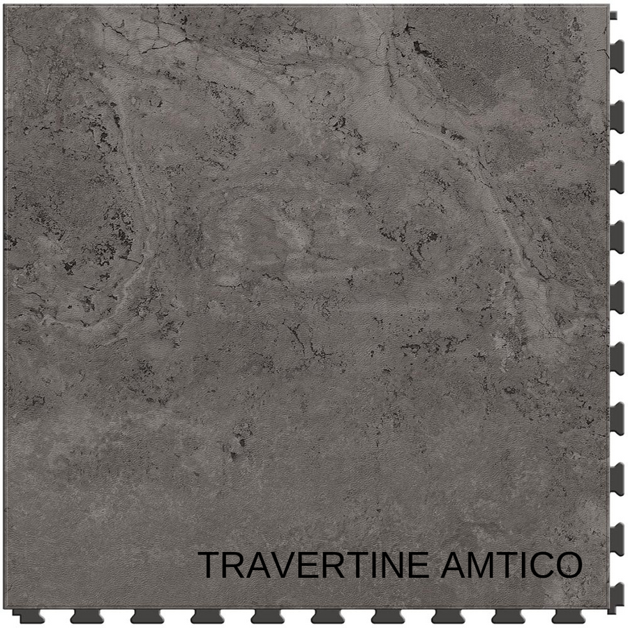 Perfection Floor Tile Natural Stone Travertine Amtico