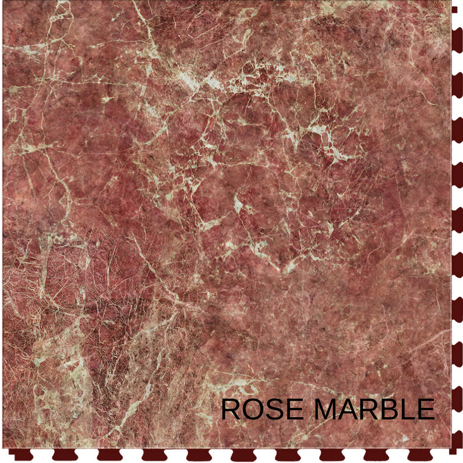Perfection Floor Tile Natural Stone Gemstone Rose Marble